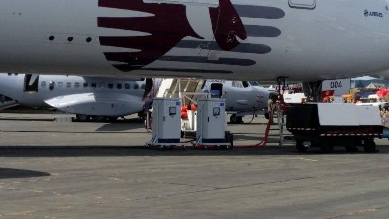airbus 350 sinepower gpu
