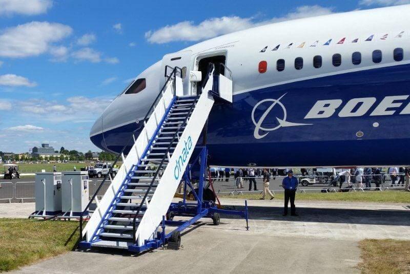 Boeing 787 sinepower gpu