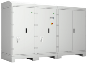 sinepower modular static frequency converter